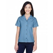 8981 Ladies' Cabana Breeze Camp Shirt - UltraClub Women Woven Shirts