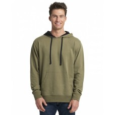 9301 Unisex French Terry Pullover Hoodie - Next Level Hooded Sweatshirts