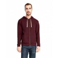 9602 Unisex Full-Zip Hooded Sweatshirt - Next Level Hooded Sweatshirts