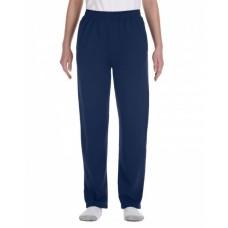974Y Youth NuBlend® Open-Bottom Fleece Sweatpants - Jerzees Sweatpants