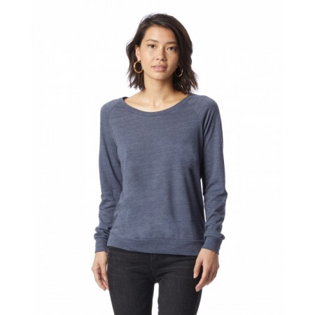 Ladies' Slouchy Eco-Jersey™ Pullover