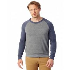 Unisex Champ Eco-Fleece Colorblocked Sweatshirt
