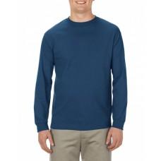 AL1304 Adult 6.0 oz., 100% Cotton Long-Sleeve T-Shirt - Alstyle Cotton T Shirts