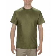 AL1901 Adult 5.1 oz., 100% Cotton T-Shirt - Alstyle Cotton T Shirts