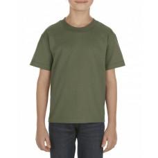 AL3381 Youth 6.0 oz., 100% Cotton T-Shirt - Alstyle Cotton T Shirts