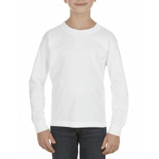AL3384 Youth 6.0 oz., 100% Cotton Long-Sleeve T-Shirt - Alstyle T Shirts