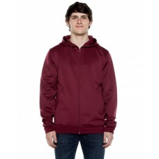 ALR802 Unisex 9 oz. Polyester Air Layer Tech Full-Zip Hooded Sweatshirt - Beimar Drop Ship Hooded Sweatshirts