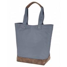 AP1921 Canvas Resort Tote - Authentic Pigment Tote Bags