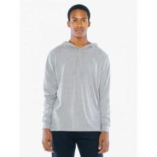 Unisex Tri-Blend Long-Sleeve Hoodie