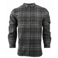B5212 Ladies' Yarn-Dyed Long Sleeve Plaid Flannel Shirt - Burnside Women Woven Shirts