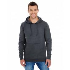 B8609 Men's Injected Slub Yarn-Dyed Fleece Hoodie - Burnside Hoodies Sweatshirts
