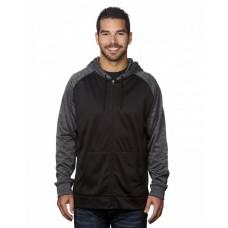 B8660 Men's Performance Hooded Sweatshirt - Burnside Hooded Sweatshirts