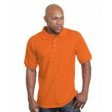 BA1000 Adult 6.1 oz., Cotton Piqué Polo - Bayside Polo Shirts