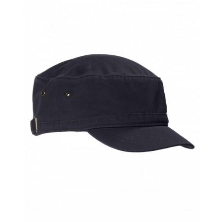 Big Accessories BA501 Caps - Short Bill Cadet Cap