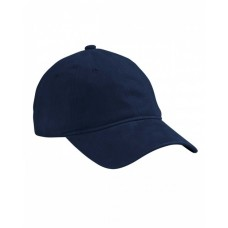 Big Accessories BA511 Brushed Heavy Weight Twill Cap