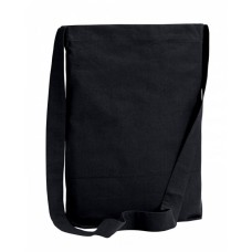 BAGedge BE056 Totes - 6 oz. Canvas Sling Tote