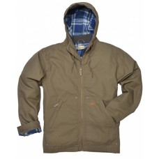 BP7020T Men's Tall Hooded Navigator Jacket - Backpacker Mens Jackets