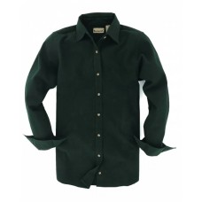 BP7033 Ladies' Solid Flannel - Backpacker Women Woven Shirts