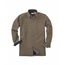 BP7043T Men's Tall Great Outdoors Long-Sleeve Jac Shirt - Backpacker Mens Woven Shirts