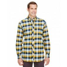 BP7091T Men's Tall Stretch Flannel Shirt - Backpacker Mens Woven Shirts
