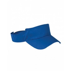 Big Accessories BX006 Visors - Cotton Twill Visor