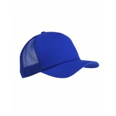 Big Accessories BX010 Caps - 5-Panel Twill Trucker Cap