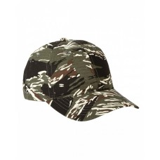 Big Accessories BX018 Caps - Unstructured Camo Cap
