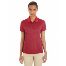 CE102W Ladies' Express Microstripe Performance Piqué Polo - Core 365 Women Polo Shirts