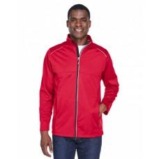 CE708 Men's Techno Lite Three-Layer Knit Tech-Shell - Core 365 Mens Shell Jackets