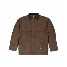 CH377 Men's Highland Washed Chore Jacket - Berne Mens Jackets