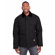 CH416T Men's Tall Heritage Cotton Duck Chore Jacket - Berne Mens Jackets