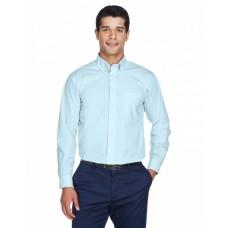 D620 Men's Crown Woven Collection™ Solid Broadcloth - Devon & Jones Mens Woven Shirts