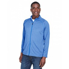 DG420 Men's Stretch Tech-Shell® Compass Full-Zip - Devon & Jones Mens Sweatshirts