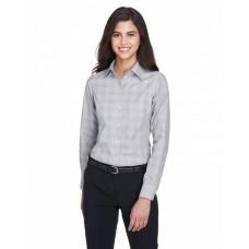 DG520W Ladies' Crown Woven Collection™ GlenPlaid - Devon & Jones Women Woven Shirts