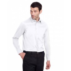 DG560 Men's Crown Collection™ Stretch Broadcloth Slim Fit Shirt - Devon & Jones Mens Woven Shirts