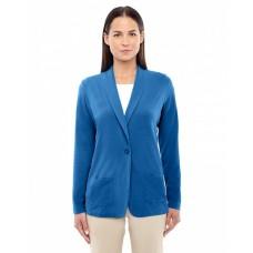 DP462W Ladies' Perfect Fit™ Shawl Collar Cardigan - Devon & Jones Womens Cardigans