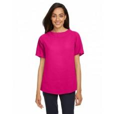 DP613W Ladies' Perfect Fit™ Boat-Neck Blouse - Devon & Jones Women Woven Shirts