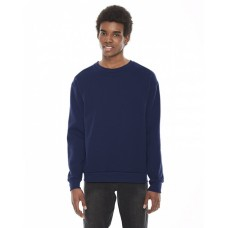 Unisex Flex Fleece Drop Shoulder Pullover Crewneck