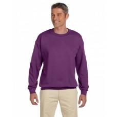 G180 Adult Heavy Blend™  50/50 Fleece Crew - Gildan Fleece Shirts