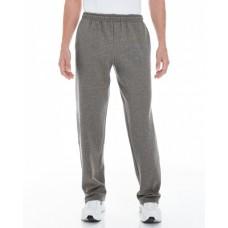 G183 Adult Heavy Blend™ Adult 8 oz. Open-Bottom Sweatpants with Pockets - Gildan Sweatpants