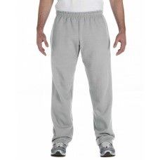 G184 Adult Heavy Blend™ Adult 50/50 Open-Bottom Sweatpants - Gildan Sweatpants