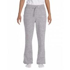 G184FL Ladies' Heavy Blend™  8 oz., 50/50 Open-Bottom Sweatpants - Gildan Sweatpants