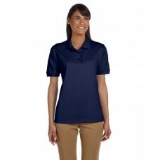 G380L Ladies'  Ultra Cotton® Ladies' 6.3 oz. Piqué Polo - Gildan Women Polo Shirts
