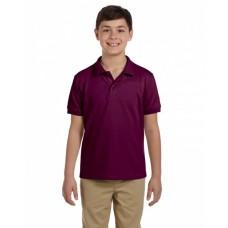 G948B Youth 6.8 oz. Piqué Polo - Gildan Polo Shirts