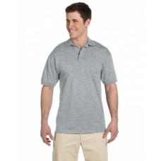 J100 Adult  Heavyweight Cotton™ Jersey Polo - Jerzees Polo Shirts