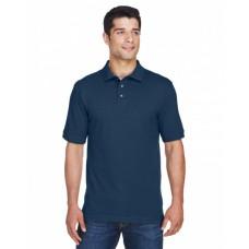 M200T Men's Tall 6 oz. Ringspun Cotton Piqué Short-Sleeve Polo - Harriton Mens Polo Shirts