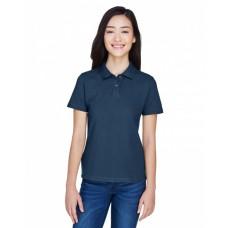 M200W Ladies' 6 oz. Ringspun Cotton Piqué Short-Sleeve Polo - Harriton Women Polo Shirts