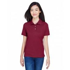 M265W Ladies' 5.6 oz. Easy Blend™ Polo - Harriton Women Polo Shirts