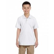 M265Y Youth 5.6 oz. Easy Blend™ Polo - Harriton Polo Shirts