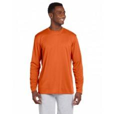M320L Adult 4.2 oz. Athletic Sport Long-Sleeve T-Shirt - Harriton T Shirts